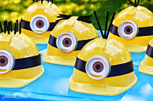 decoracao festa minions : decoracao festa minions:Como Fazer uma Festa com Minions!