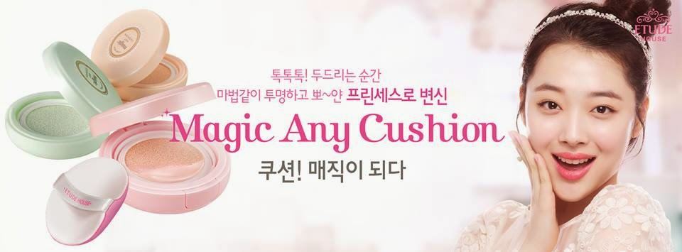 magic any cushion, etude house, review etude, jual etude murah, etude semarang, harga magic any cushion, etude original