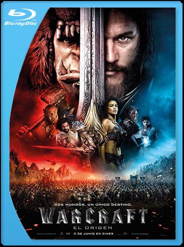 Warcraft: El Primer Encuentro De Dos Mundos (2016) HD 720p