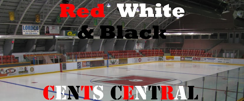 Red, White & Black: Cents Central