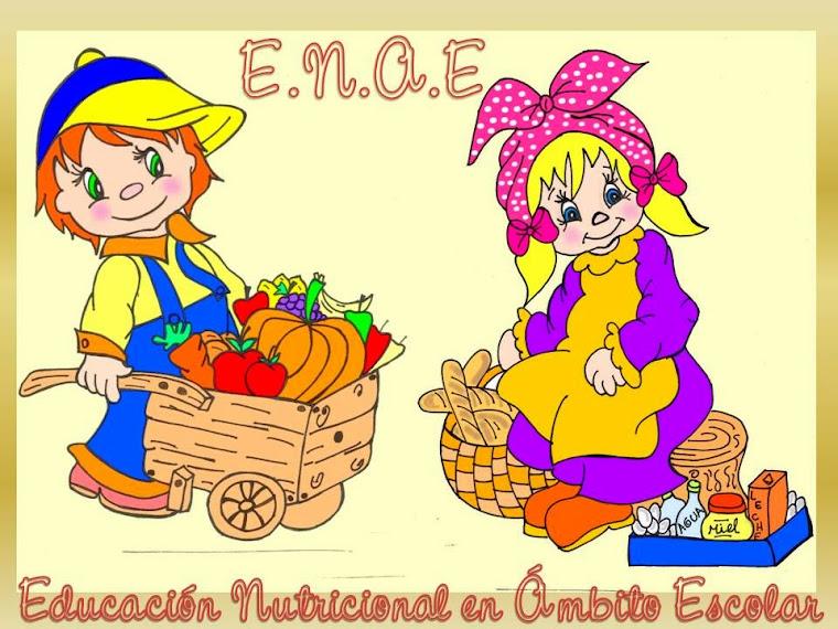 ENAE: Educación Nutricional en Ámbito Escolar