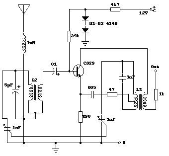 Ilmugratisan menjelaskan prinsip kerja radio penerima am gambar 2 rangkaian penala ccuart Choice Image