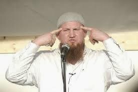Ein guter Muslim ist kein dummer Vogel; Quelle: islamnixgut.blogspot.com