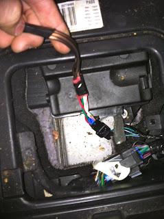 GMC Sierra, Chevy Silverado Amp Sub Install