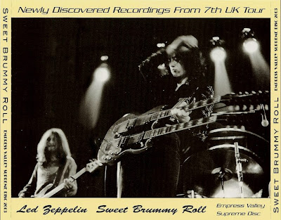 LED ZEPPELIN 1972-12-16 Birmingham