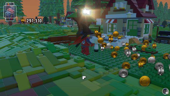 樂高世界 (LEGO Worlds) 刷錢方法