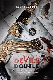 movie poster the devils double uday hussein latif yahia true story movie dominic cooper sexy arab chick dancing party