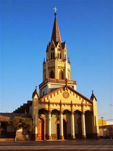 Iglesia de San Vicente de Paul