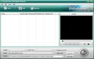 Portable DVD Ripper