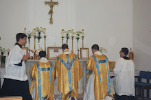 Traditional Latin Mass at Saint Francis de Sales in Benedict, Maryland