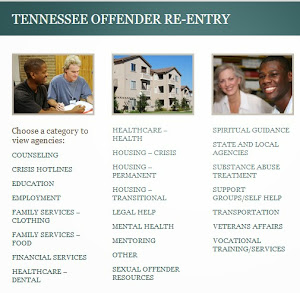 Tennessee Offender Re-Entry