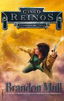 LIBRO - Cinco Reinos 1 Invasores del Cielo  Brandon Mull (Roca - 9 Abril 2015)  LITERATURA JUVENIL | Edición papel & ebook kindle