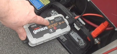 using the NOCO GB30 Genius Boost