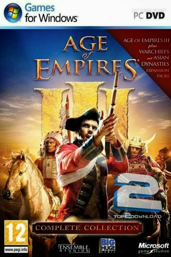 download age of empires 3 full highly compressed