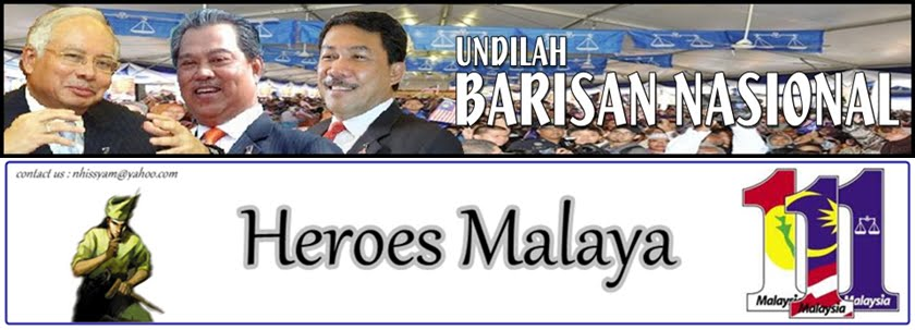 Heroes Malaya