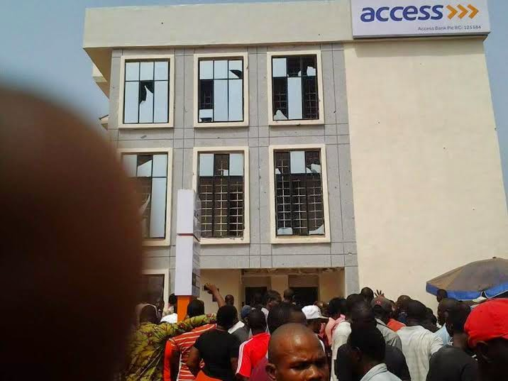 robbery access bank agbor delta state