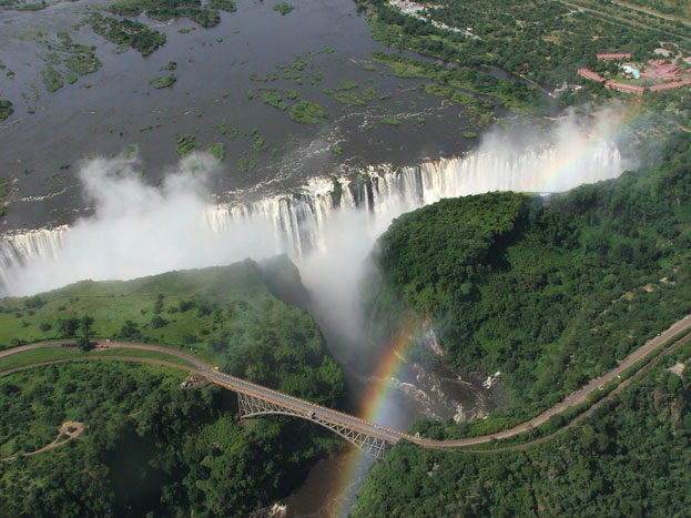 The Heritage Victoria Falls in Zimbabwe