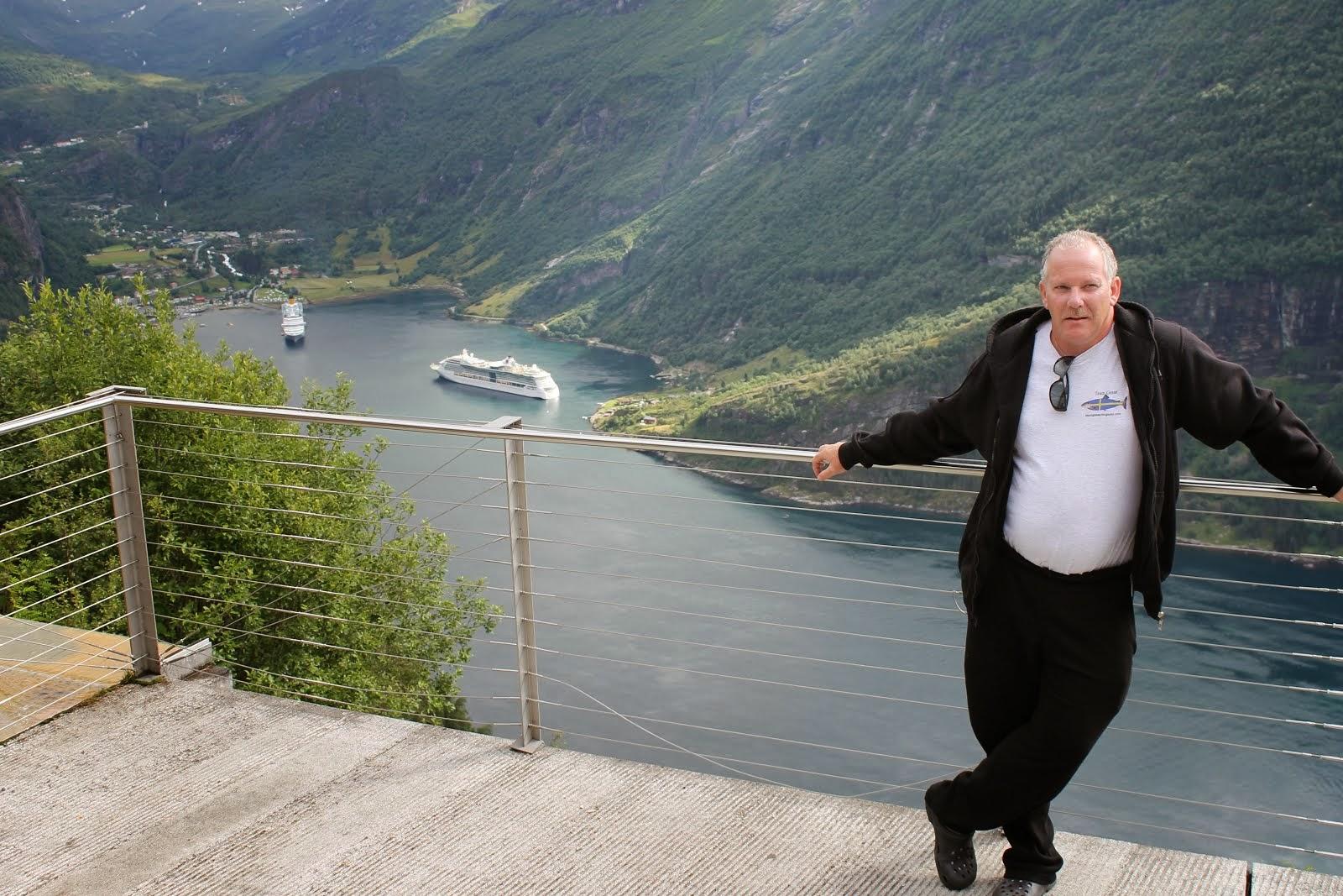 Geiranger Norge 2012