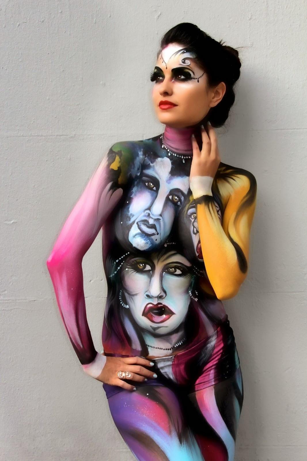 Best Body Painting: Popular Full Body Painting