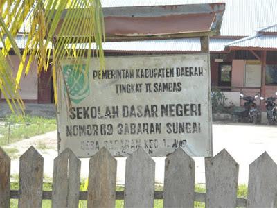 Sekolah Dasar Sabaran Sungai