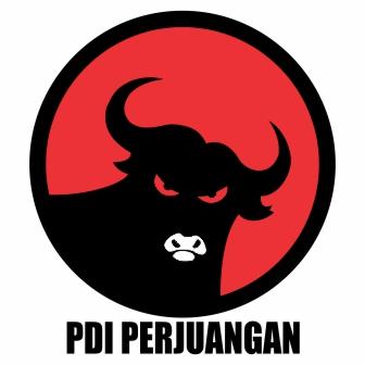 Logo PDI Perjuangan Vektor CDR