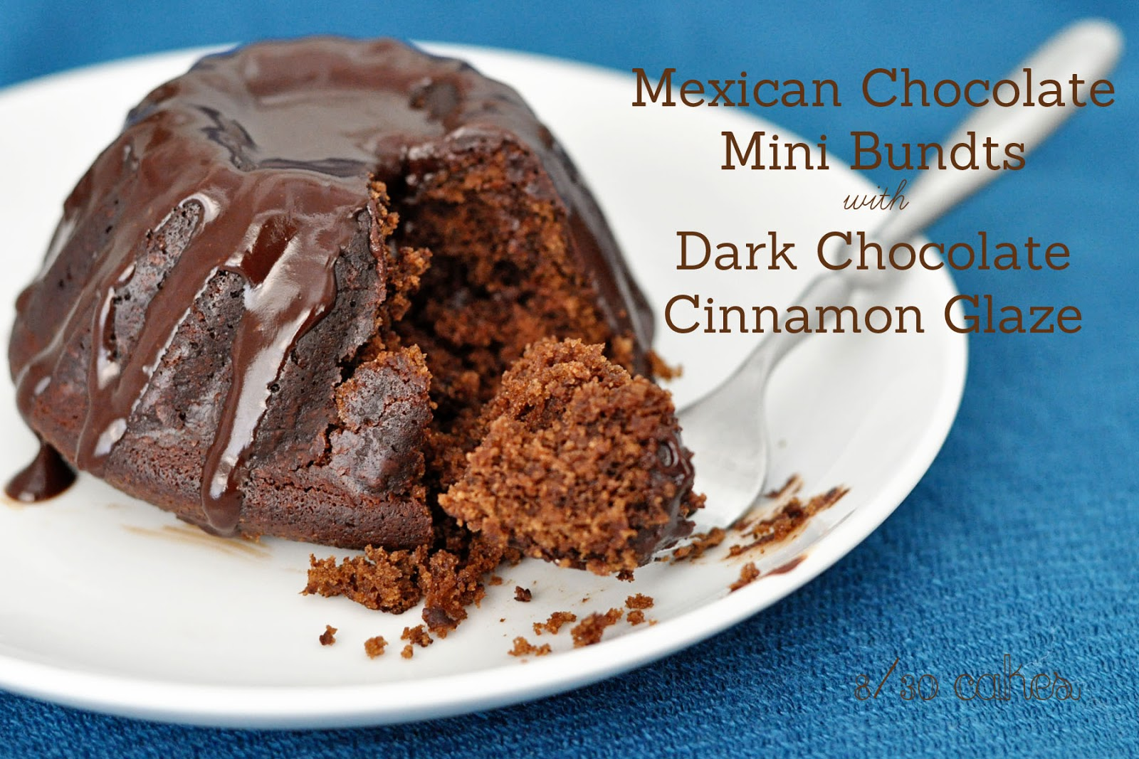 Mexican Chocolate Cake Recipe — Dishmaps