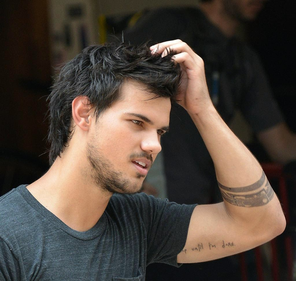 Tracers (2015) - Men Tied Up Taylor Lautner