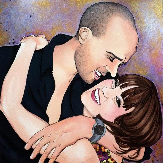 Inés y Andreas