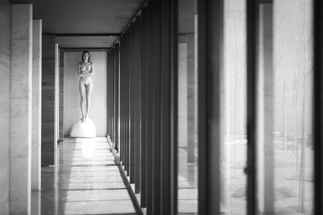 ©John Crawford - Urban Nudes. Fotografía | Photography