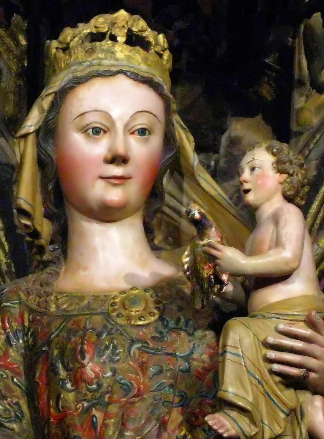 Santa Maria dos Reis, Laguardia, Espanha