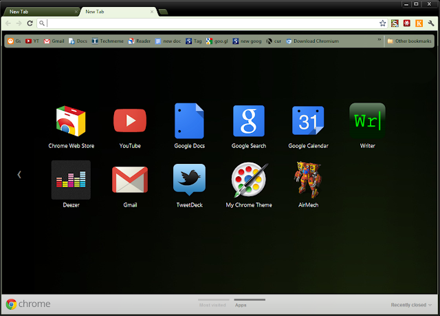 google chrome theme,how to,create theme