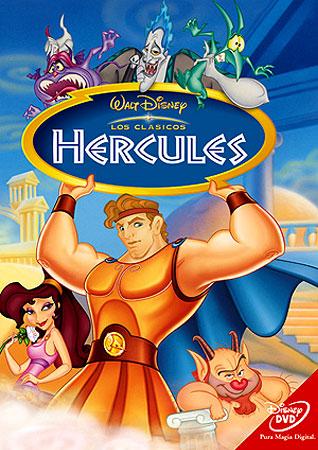 Maravilloso mundo griego hercules - Hercule walt disney ...