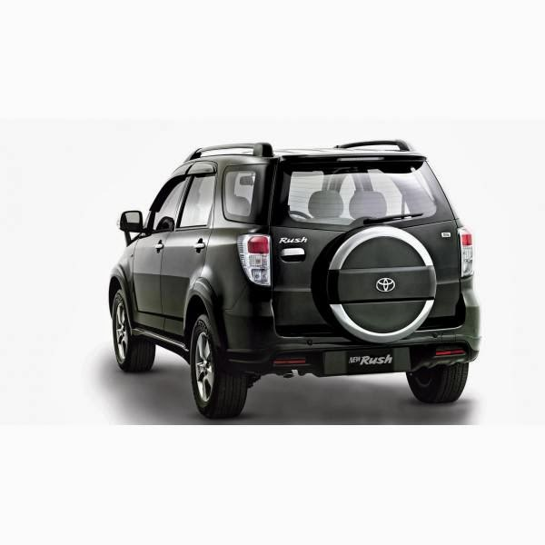 Bodykit Toyota Rush 2011-14 Tipe G