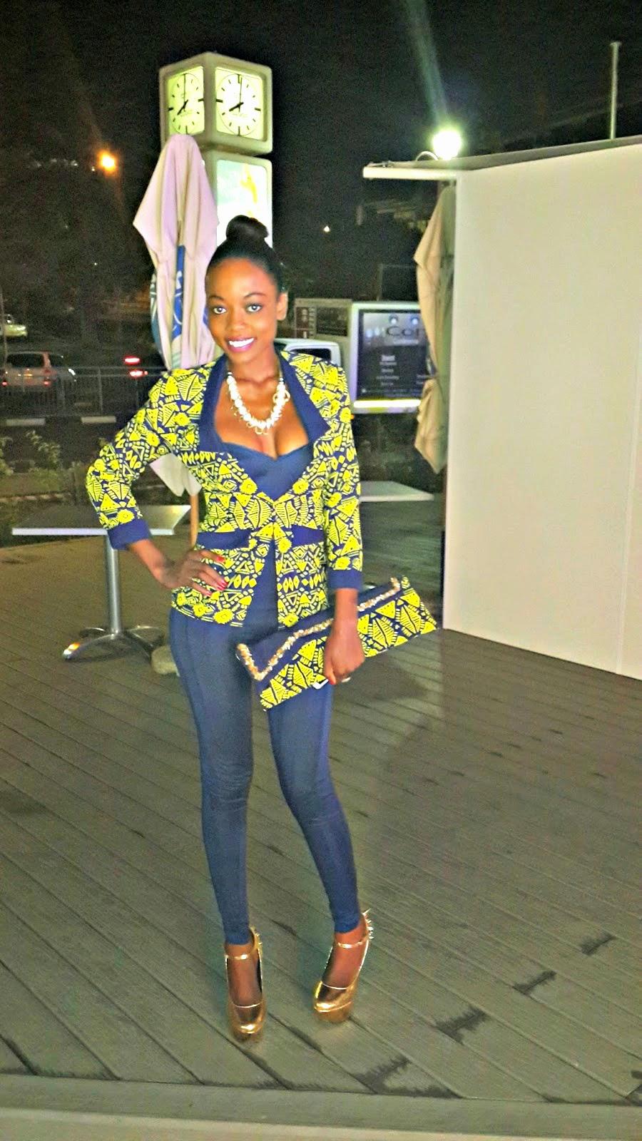 Vakwetu Style, Leah Makanga, Retrograde fashion show