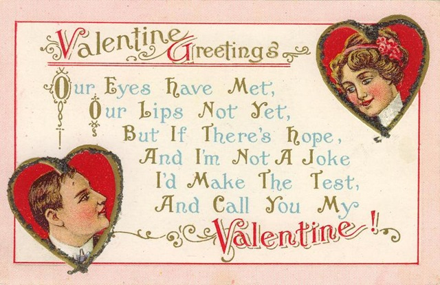 Sweetly Scrapped Vintage Valentines – Images of Vintage Valentine Cards