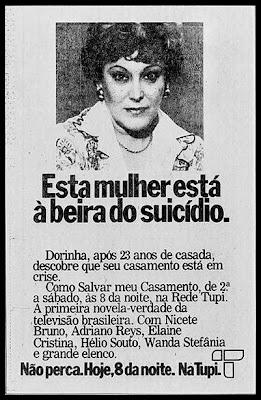 novelas anos 70. década de 70. história dos anos 70.