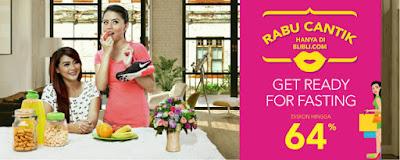 Promo RABU CANTIK