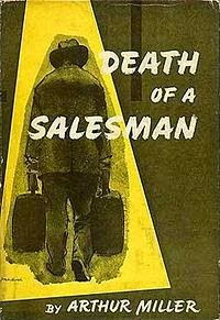Theatrical Play Death of a Salesman cover