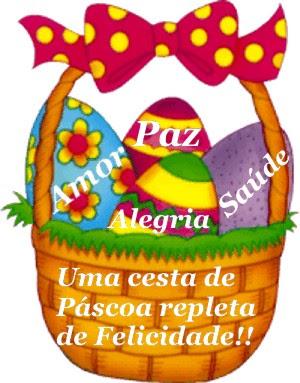 Mensagens de Páscoa 2013