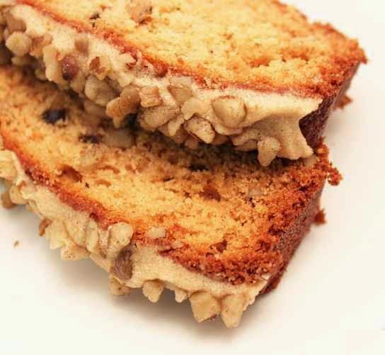 black walnut madeira cake