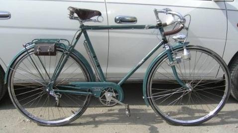 Велосипед ЗИЧ-1
