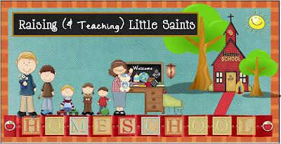 Raising (&  Teaching) Little Saints | Catholic Homeschooling & Traditional Catholic