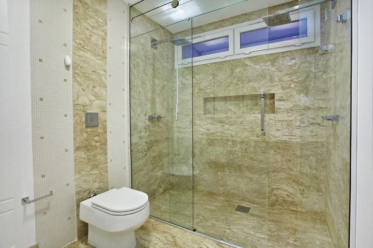 Decorando por ai Banheiros de suite -> Banheiro Pequeno Suite