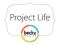 I 'm using project life to documented 2016