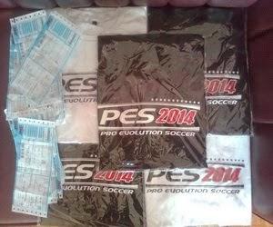 Pesan T-Shirt PES 2014 Official