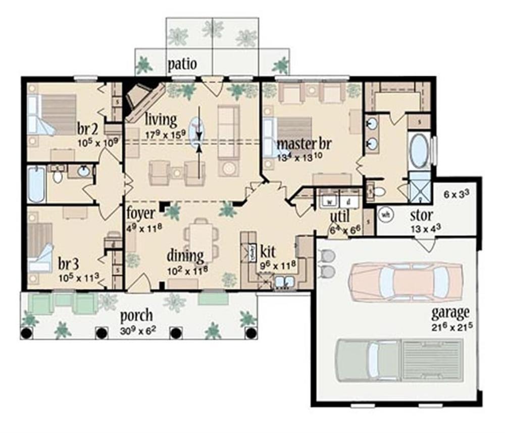 Planos de casas modelos y dise os de casas programa de for Programa para hacer planos