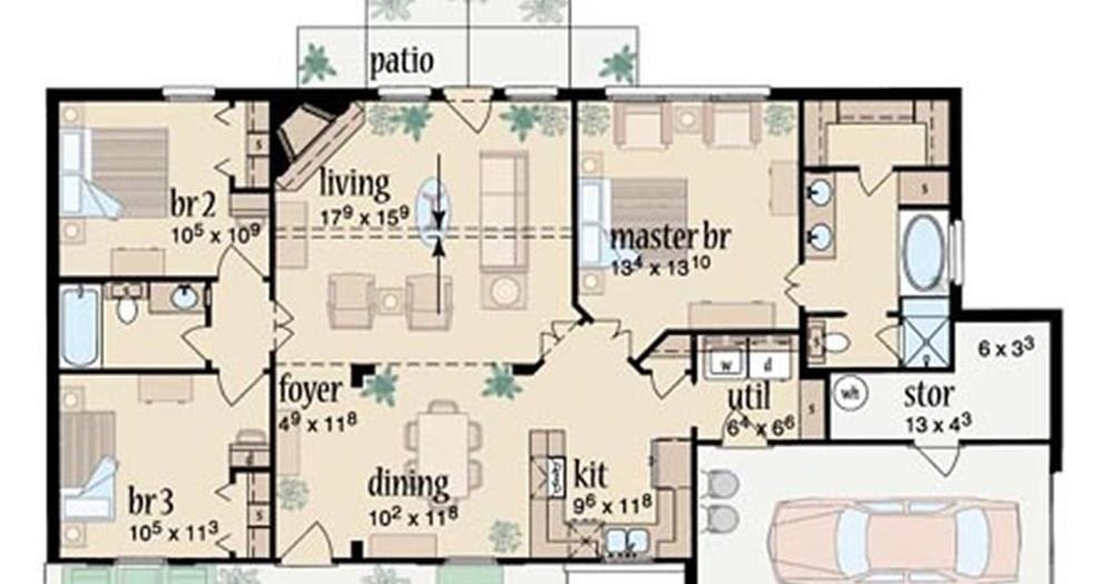 Planos de casas modelos y dise os de casas programa de - Programa para planos de viviendas ...