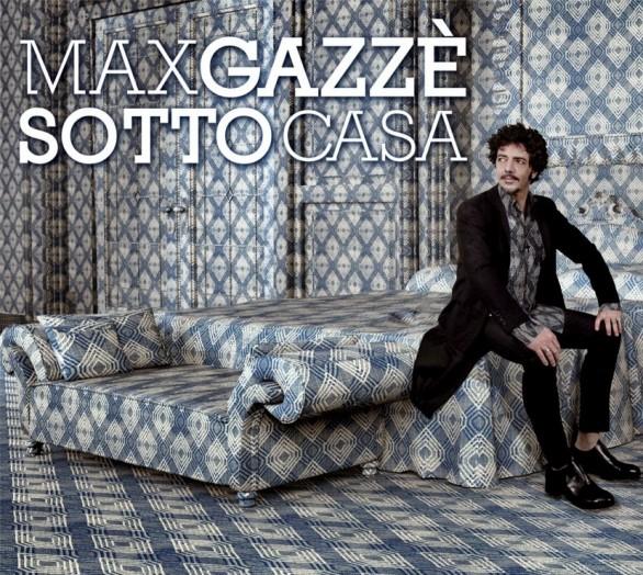 Cover Max Gazzè - Sotto Casa