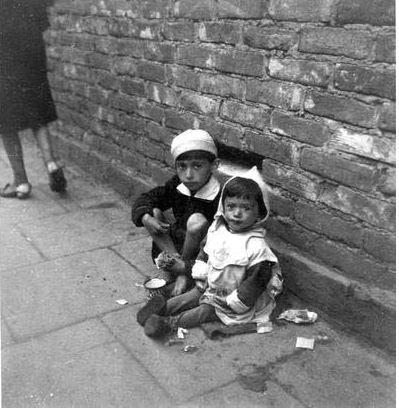 ילדים בשואה
