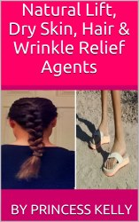 Natural Lift, Dry Skin, Hair & Wrinkle Relief Agents